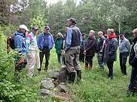 Sjölunds, vid vändplan, Bergboö
